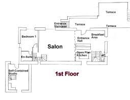 soulages photo gallery and floor plans floor plan of a salon crtable