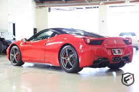 Ferrari 458 V8 - 2012 ferrari 458 italia fusion luxury motors