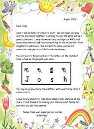 10 best welcome letters images on pinterest back to
