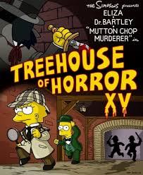 Simpsons Treehouse Of Horror All Episodes - treehouse of horror xv wikipedia
