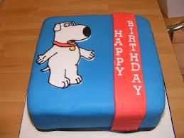 the family guy cake