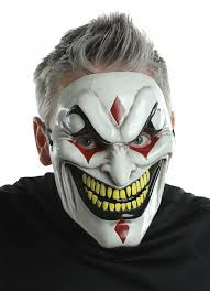 evil scary clowns scary clown costumes props masks