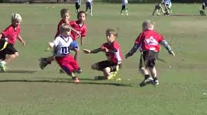 Flag Football Equipment Must Watch Braden Sanders Beast Mode Flag Football Youtube