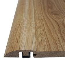 Laminate Floor Door Bars Oak Ramp Door Bar Pre Finished U0026 Un Finished With Plasti