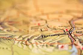 map of thermopolis wyoming thermopolis wyoming city usa area map stock image image 83085111