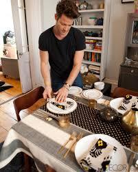 how to set a table with nate berkus setting a table with nate berkus