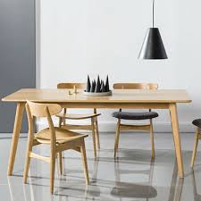 Scandinavian Dining Tables Timeless Solid Timber Designs - Designer kitchen tables