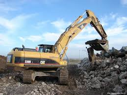 caterpillar 330d and 336d excavator interactive electrical system