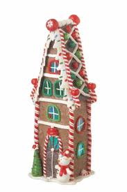 midwest cbk gingerbread house tall from alabama by jubilee gift