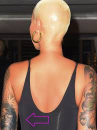 amber rose tattoos u0026 meanings a complete tat guide