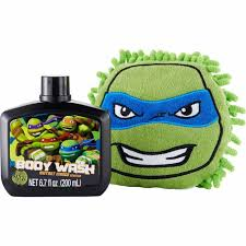 cosmetics turtles wash mitt bath set walmart intended for ninja