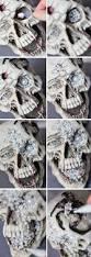 halloween skull transparent background diy creepy jeweled halloween skull pirate u0027s treasure edition