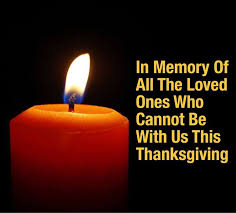 in memory of loved ones on thanksgiving pictures photos and