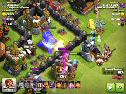 clash of clans wallpaper 23 clash of clans ice wizard new troop guide clash for dummies