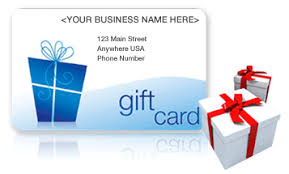 gift card business customizable gift cards png