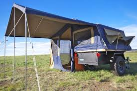 Hardtop Awnings For Trailers 10 Off Road Camping Trailers Perfect For Your Jeep
