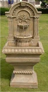 french wall fountain fountains pinterest wall fountains