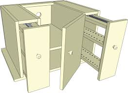 router table cabinet project plan