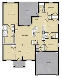 Florida Homes Floor Plans 5 Br 3 Ba 1 Story Floor Plan House Design For Sale Fort Myers