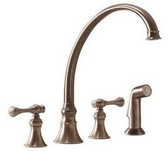 Kohler Brass Kitchen Faucets by Order Replacement Parts For Kohler K 16109 4a Revival R Kitchen