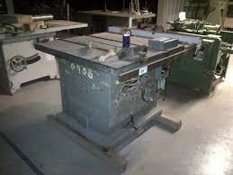 Sliding Table Saw For Sale 1 Oliver 88 D Sliding Table Saw Machine Wood Working