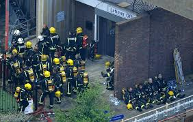 the london fire what we know the new york times