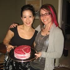 cake halloween costume steak cake natalie intven