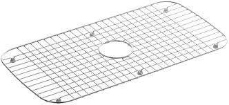 Sink Saddle Mat by Kohler Kitchen Sink Accessories You U0027ll Love Wayfair