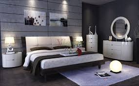 Bedroom Set With Media Chest Hydra Modern Bed Sets Toronto Ottawa Calgary Vancouver Bc Edmonton