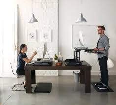 stand up desks anyone use one tips recommendations