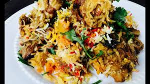 biryani cuisine easy chicken biryani in gujarati with raihana s cuisines