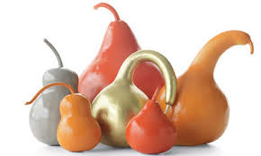 things three thanksgiving gourd crafts martha stewart
