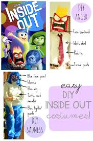 inside out costumes practical diy inside out costumes practical