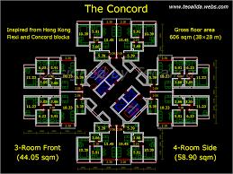apartment plans 30 200 sqm architecture design services hk concord floorplan png