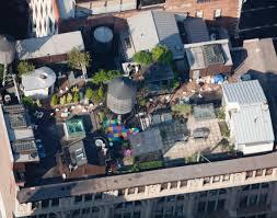 new york u0027s hidden rooftop spaces photos new york u0027s hidden