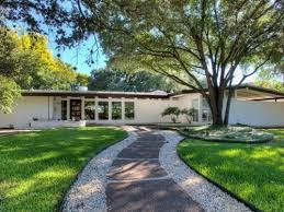 Midcentury Modern Homes - mid century modern homes texas home modern