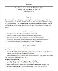 Compliance Analyst Resume Sample by Business Analyst Resume Template U2013 15 Free Samples Examples