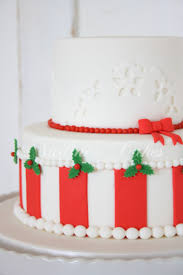 20 best christmas cake decorations images on pinterest christmas