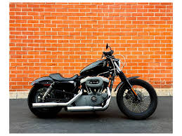harley davidson nightster in california for sale used