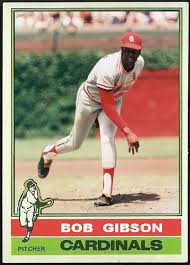 cards that never were 1976 topps bob gibson