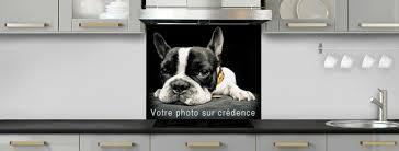 plaque aluminium pour cuisine crédence de cuisine votre photo c macredence com
