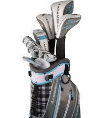 golf clubs adams women s new idea complete set wonderful ladies