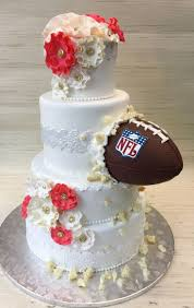 football wedding cake toppers wedding cakes wedding cake toppers football wedding