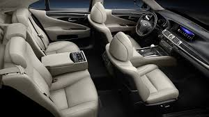 lexus warranty enhancement 2017 lexus ls interior youtube
