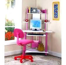 Pink Computer Desk Pink Desk Computer Continental Corner