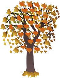 clipart maple autumn