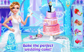 ice princess wedding day android apps on google play