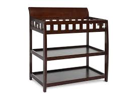 Changing Table Cherry Bentley Changing Table Delta Children