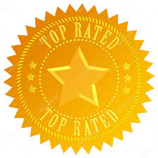 toprated top rated icon u2014 stock photo arcady 46933167