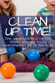 overwhelmed by clutter 1 strategy that helps happily ever mom